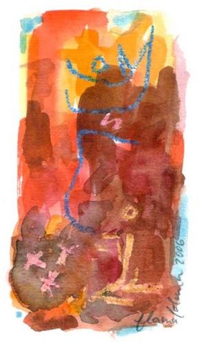 Peintures - Aquarelles