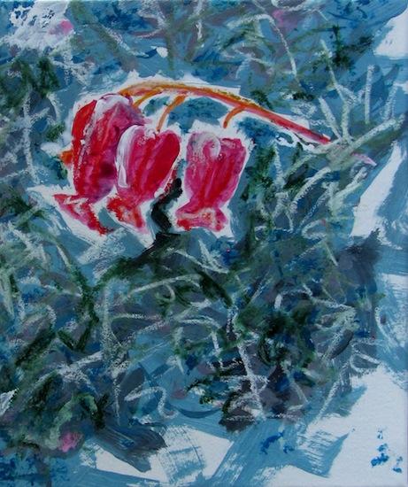 Nature - Fleurs - Stuart Boothman - Flore - Bleu - Roses - Plantes