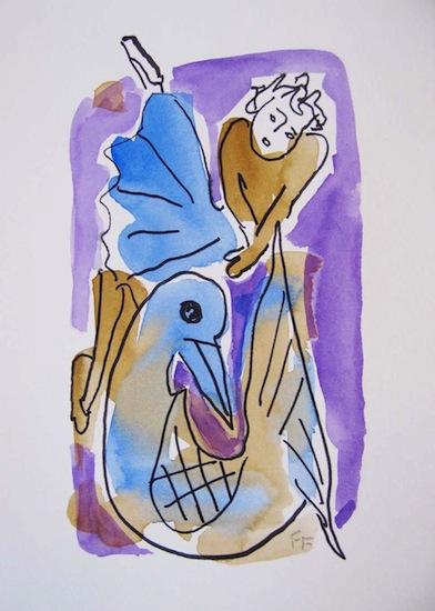 Oiseaux - Animal - Animaux - Enfants -