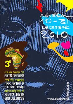 Festival Mondial des Arts Nègres - décembre 2010