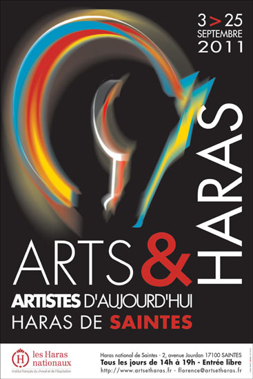 Art et Haras 2011- 2012, Peintures, Sculptures, Cheval, Chevaux, Cavaliers