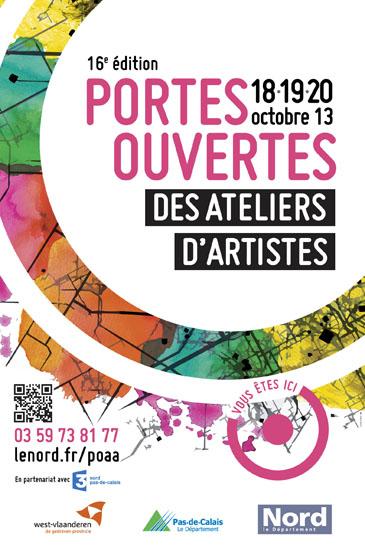 POAA 2013 - Portes ouvertes d'ateliers d'artistes