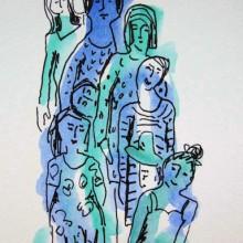 Groupe bleu