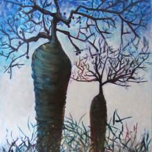 Baobab bleu