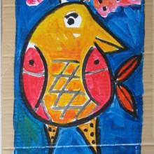 Oiseau Poisson