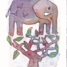 Le Lièvre et l'arbre à palabre - 04