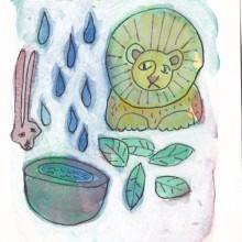 Le Lièvre et l'arbre à palabre - 03